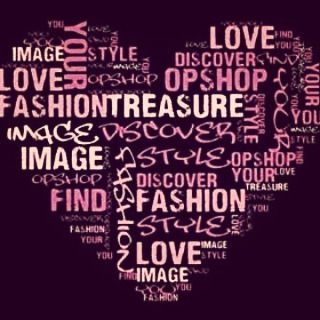 My web cloud - devoted to my love of op shopping. 'Find you, discover style, love your image, op shop fashion treasure'.