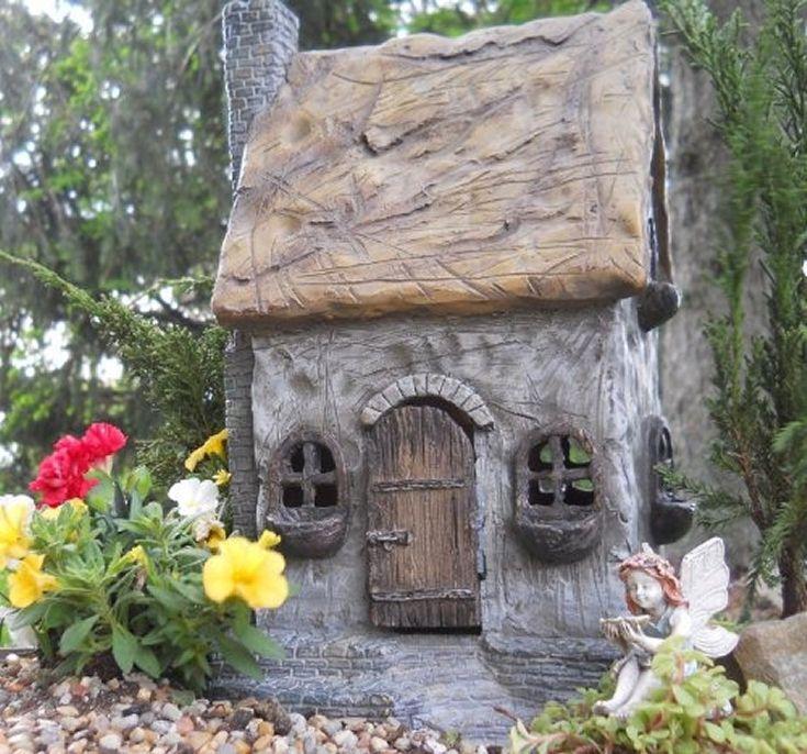 Fairy Garden Building Hawthorne House ~ available for purchase via JoySavor…