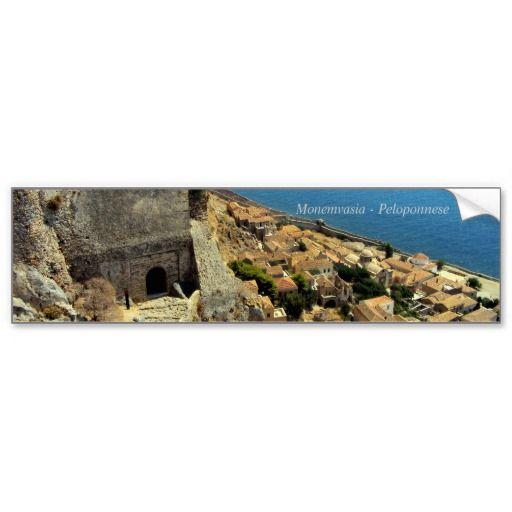 Monemvasia – Peloponnese