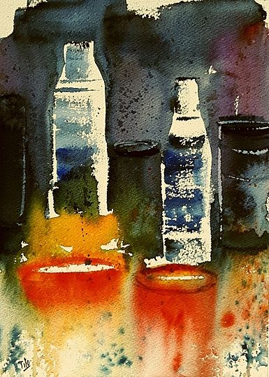 38 best Still Life in Watercolour images on Pinterest