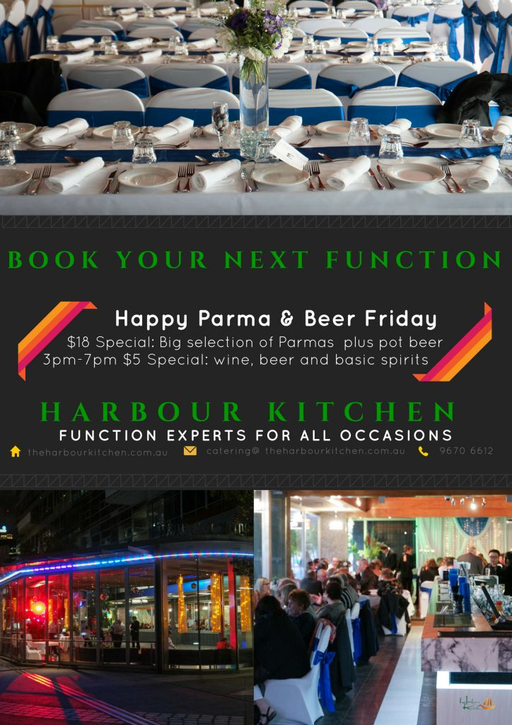 BOOK YOUR NEXT FUNCTION