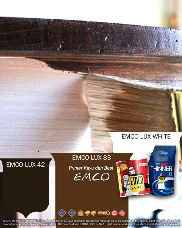 Kawan EMCO, cat primer diterapkan sebagai lapisan dasar top coat atau cat pewarnaan. Bidang tertentu :dinding, besi, atau kayu memiliki karakteristik respon yang berbeda terhadap partikel cat. Meninjau banyaknya jenis cat primer di pasaran, mana yang perlu kamu pilih? Berikut panduan dari MATARAM PAINT:  Primer Dinding  Dinding yang baru selesai dibangun menyerap cat seperti spons. Hasil cat jadi tidak merata. Primer dinding akan membantu cat dinding konsisten.  Primer Kayu  Kayu memiliki…