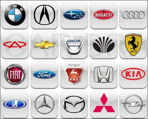 Most expensive cars logos