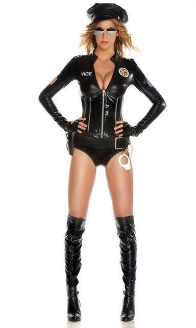 35 Best Slutty Cop Costumes Images On Pinterest  Sexy Cop -1600