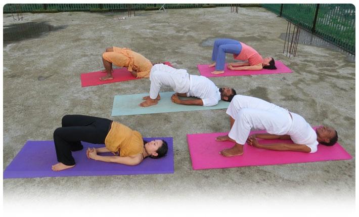ALAKHYOG conducts Naturopathy Nature Cure and Hatha Ashtanga Yoga Teacher Training Courses in Rishikesh, Goa   http://www.alakhyog.org/