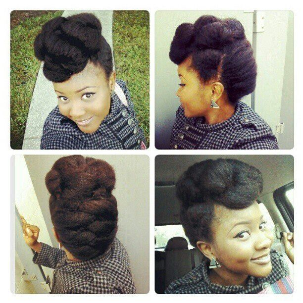 Amazing 1000 Images About Hair On Pinterest Senegalese Twists Short Hairstyles For Black Women Fulllsitofus