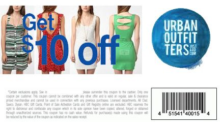 I were excited to receive this Urban Outfitters Promo Code 2014 from Amazon,