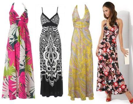 halter maxi dress cheap
