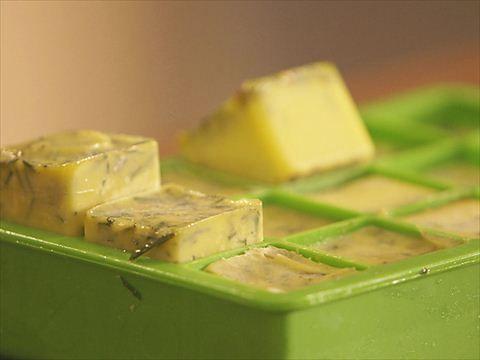 Laura's Frozen Flavor Cubes Channel from CookingChannelTV.com