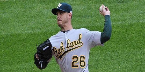 A's Jesse Hahn goes for MRI, Scott Kazmir plays catch - bbstmlb.com