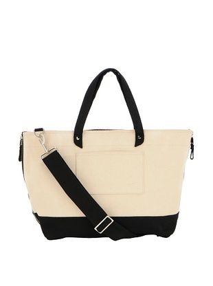 49% OFF Danzo Diaper Canvas Tote Bag (Black)