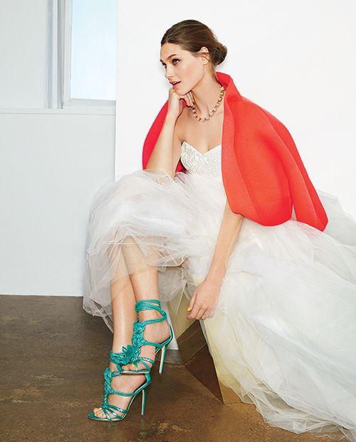 A Wedding Dress We Love by Alyne