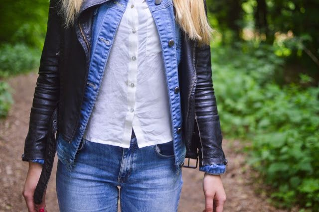 Outfit   Dubbele Denim