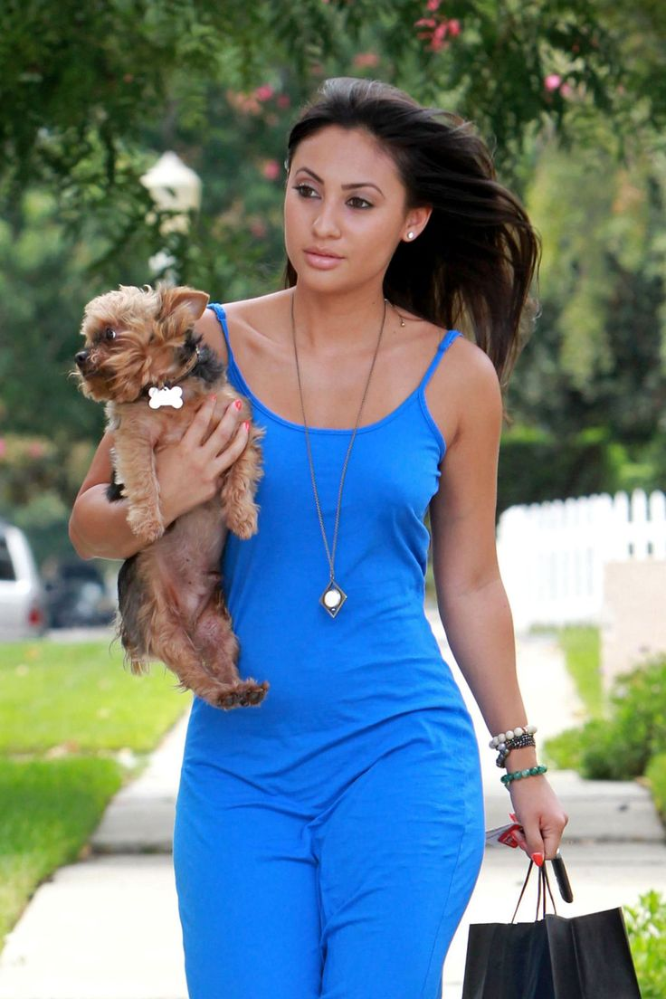 #BeyondParadise star FRANCIA RAISA Out and About in Los Angeles
