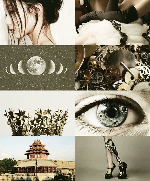 """linh cinder from the lunar chronicles by marissa meyer """"I'm sure I'll feel much more grateful when I find a guy who thinks complex wiring in a girl is a turn-on."""""""