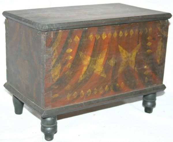 Stirewalt box, New Market, Virginia found in PA (Zettlemoyer auction) ·  Primitive FurnitureCountry FurnitureAntique ... - 14 Best Stirewalt Boxes New Market, Virginia Images On Pinterest