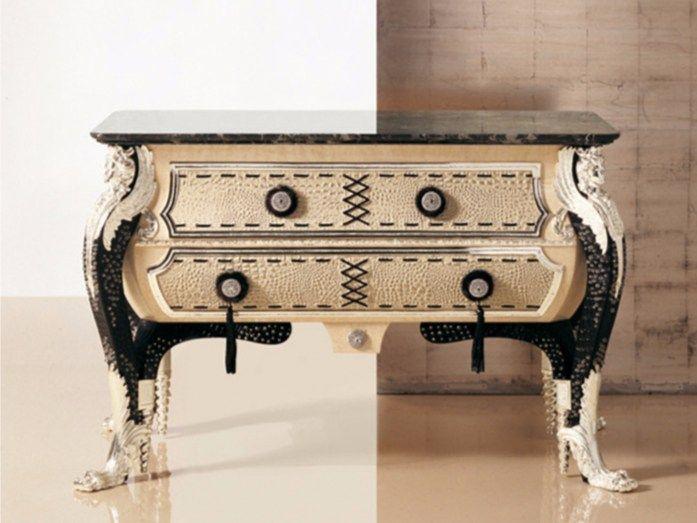 358PB Comò Collezione Tiffany by Rozzoni Mobili d'Arte design Statilio Ubiali