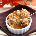 Ruth's Chris Sweet Potato Casserole - my contribution to Thanksgiving for the past couple years! I use canned yams instead because you can't tell the difference in a casserole.
