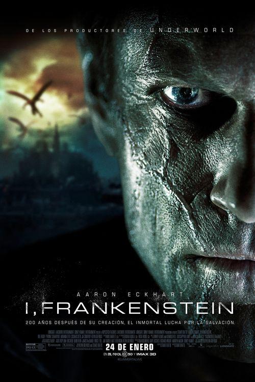 Watch I, Frankenstein 2014 Full Movie Online Free