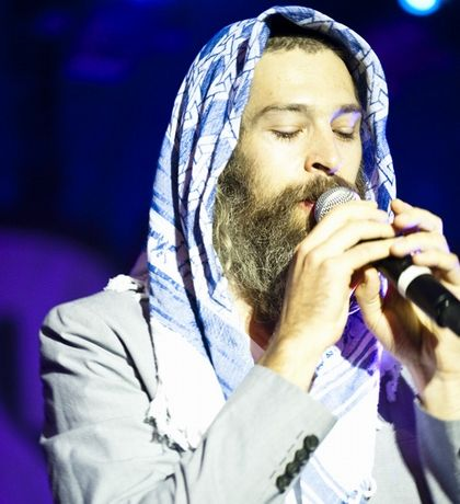 Matisyahu. His music is my inspiration and a light in my life.
