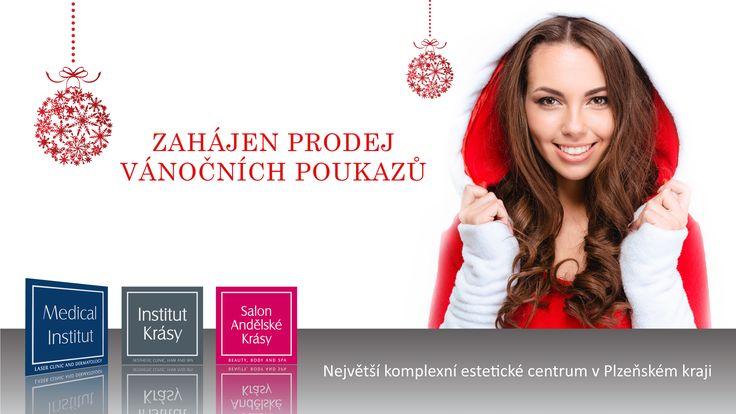 Zahájen prodej Vánočních poukazů