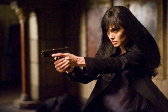"Evelyn Salt ""Angelina Jolie"" Salt (2010)"