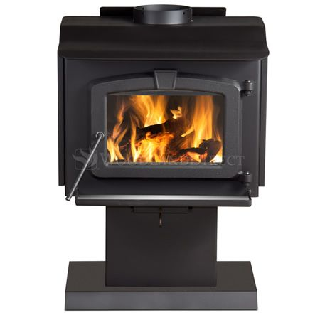 Residential Retreat 1200 High Efficiency Wood Stove & Blower | WoodlandDirect.com: Wood Stoves