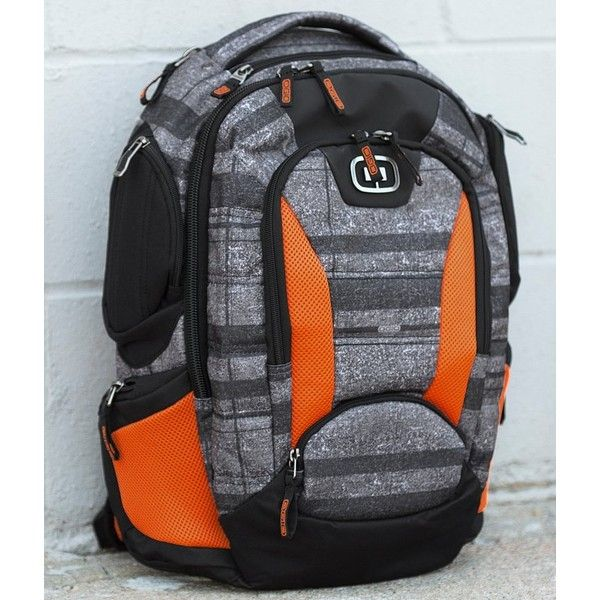 OGIO Bandit Backpack (5.555 RUB) ❤ liked on Polyvore featuring men's fashion, men's bags, men's backpacks and mens laptop backpack