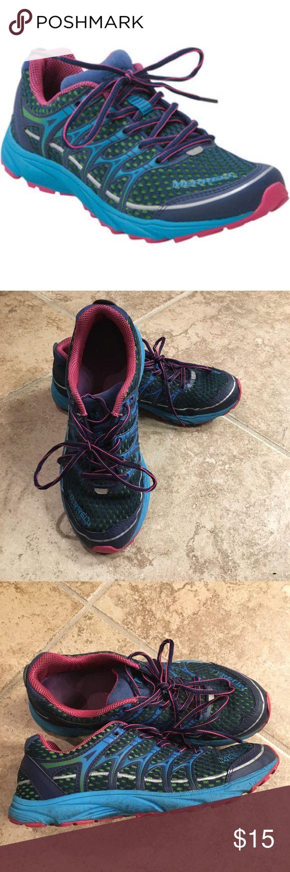 Spotted while shopping on Poshmark: Merrell Mix Master Move Glide Walking shoes! #poshmark #fashion #shopping #style #Merrell #Shoes