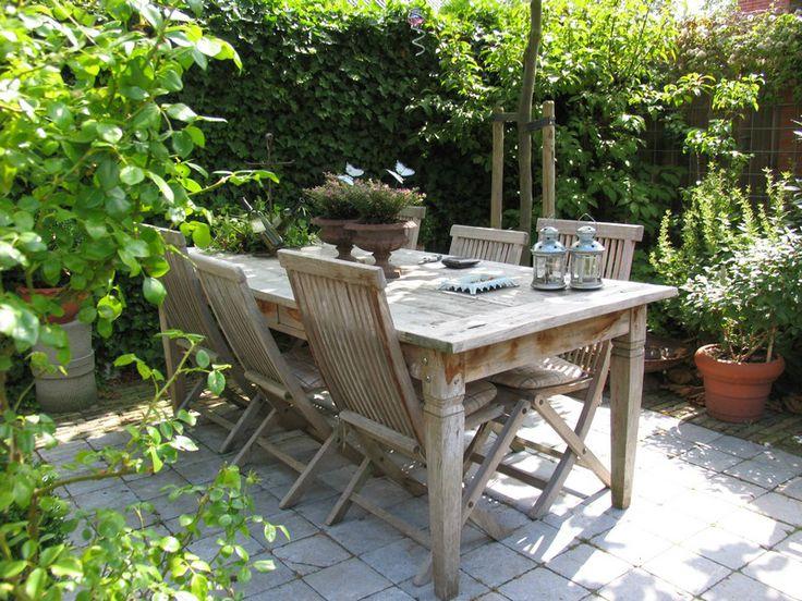 17 beste afbeeldingen over tuin idee n op pinterest tuinen kleine tuin ontwerpen en groene tuin - Tuin ontwerp exterieur ontwerp ...