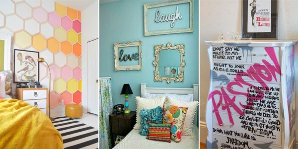 Looking for inspiration to turn your teenage girl's room into the princesses bedroom shes dreamed of?