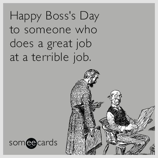 8 best Holiday: Boss's Day images on Pinterest | Belly laughs, Boss