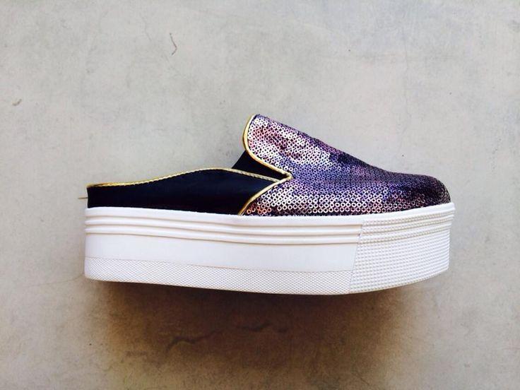 #Zapatillas sin talón. ¡Súper cómodas!