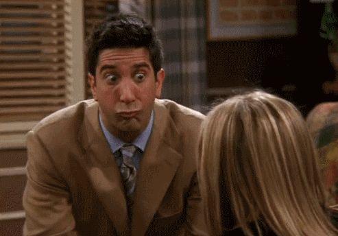 Lmfao 35 Reasons Ross Geller Is Hilarious