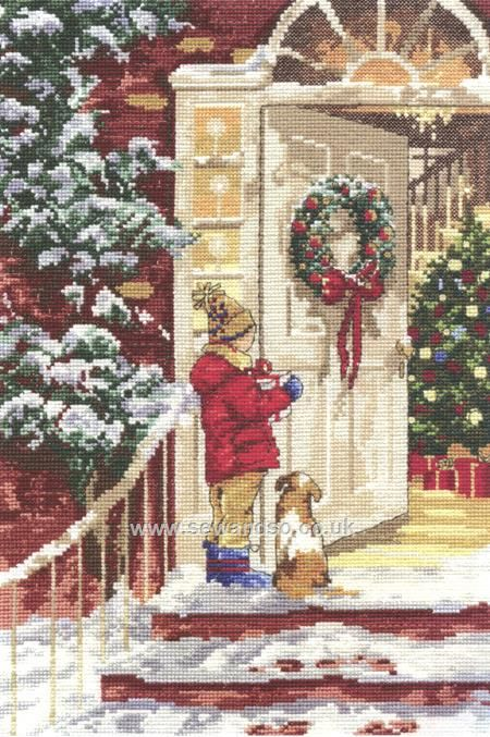 Shop online for Personal Delivery Cross Stitch Chart - DOWNLOAD ONLY at sewandso.co.uk. Browse our great range of cross stitch and needlecraft products, in stock, with great prices and fast delivery.