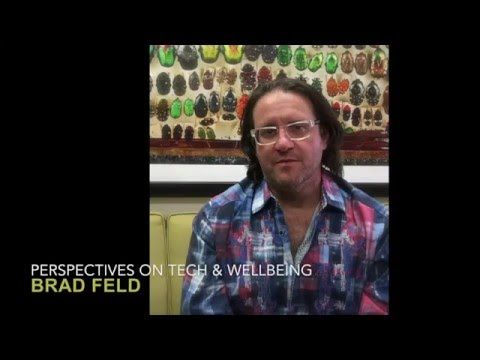 Positive Computing: Brad Feld on Tech & Wellbeing