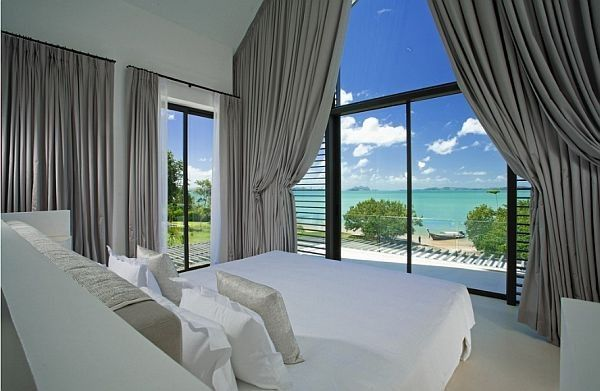 to have a view this amazing from your bedrooom...amazingDreams, Beach Bedrooms, The View, Phuket Thailand, Interiors Design, Villas, Bedrooms Interiors, Beach House Bedrooms, Ocean View
