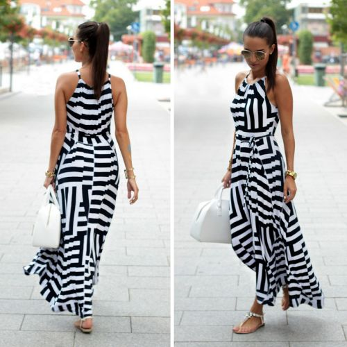 ecstasymodels:  Maxi Dress RUHA / DRESS - GAP (shop more GAP dresses here / még több GAP ruha itt)  TÁSKA / BAG - BERSHKA  ÓRA / WATCH - MICHAEL KORS  KARKÖTŐ / BRACELET - H&M  NAPSZEMÜVEG / SUNNIES - H&MFashion By Style And Blog