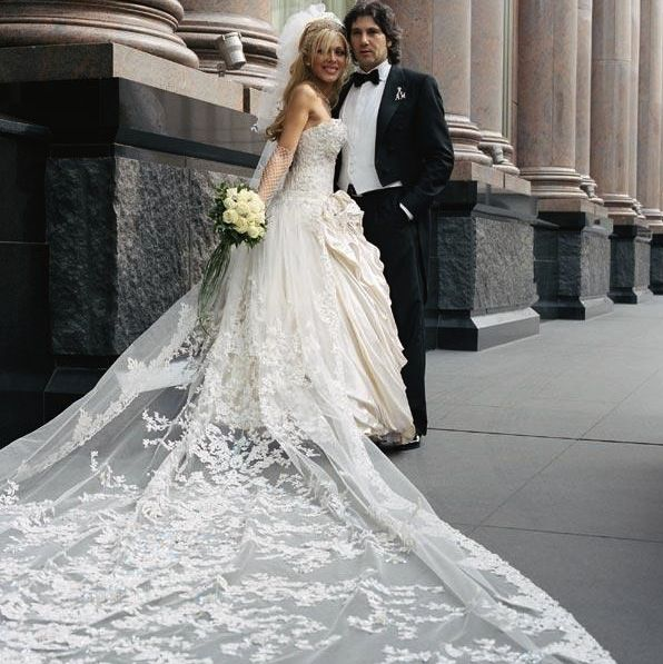 Celebrity Wedding Vows Examples: The Wedding Ceremony Of Russian Pop Star Avraam Russo And
