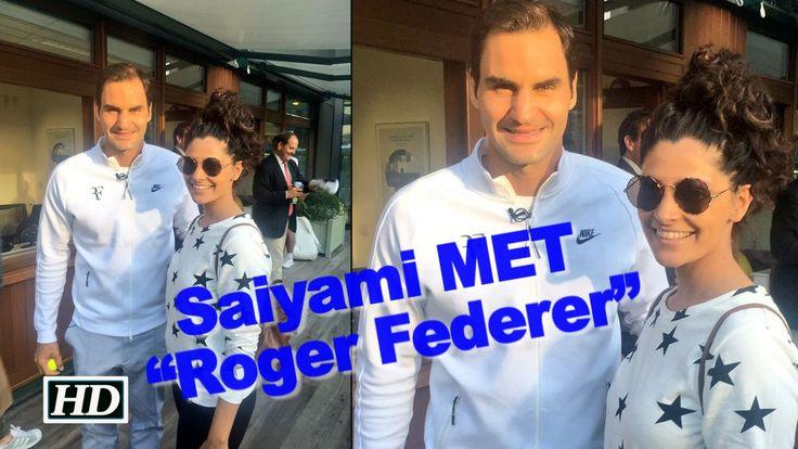 "Fan MOMENT   Saiyami Kher MET ""Roger Federer"" , http://bostondesiconnection.com/video/fan_moment__saiyami_kher_met_roger_federer/,  #anil-arjunkapoorinmubarakan #jabharrymetsejal #JaggaJasoos #PriyankaChopra #RanbirKapoor #rogerwonfrommarin #saiyamikhermet""rogerfederer"" #salmankatrina #ShahRukhKhan #tennisplayerroger #viratanushkainnyc #wimbledontournament"