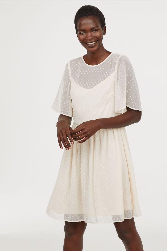 Airy Dress Dresses Short Sleeve Dresses Cute Prom Dresses