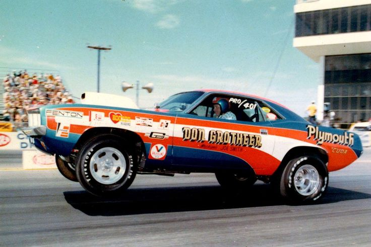 25 Photos To Remind You Of The Glory Days Of Drag Racing ...