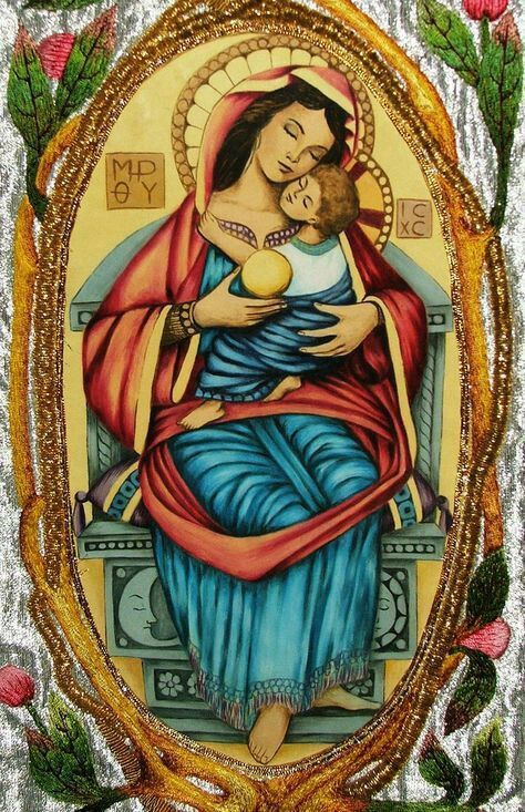 Connu 848 best ♡ Sainte Vierge Marie images on Pinterest | Blessed  WY41