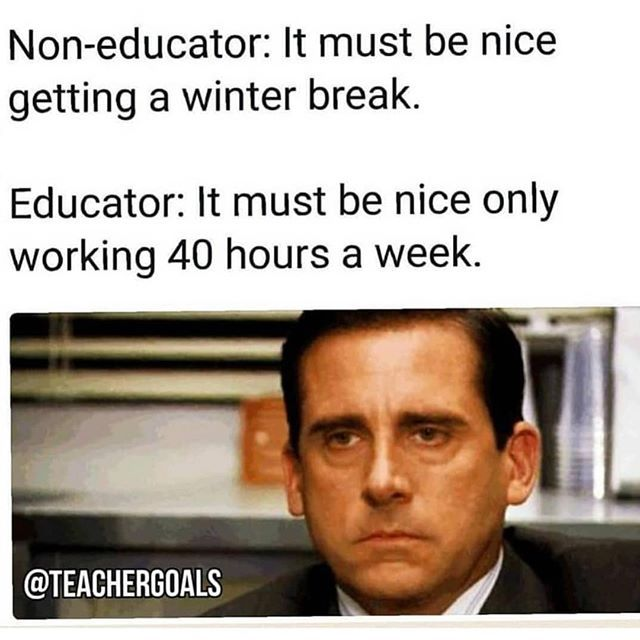 I Mean If We Re Gonna Go There Via Teachergoals Teaching Humor Teacher Memes Funny Teacher Quotes Funny