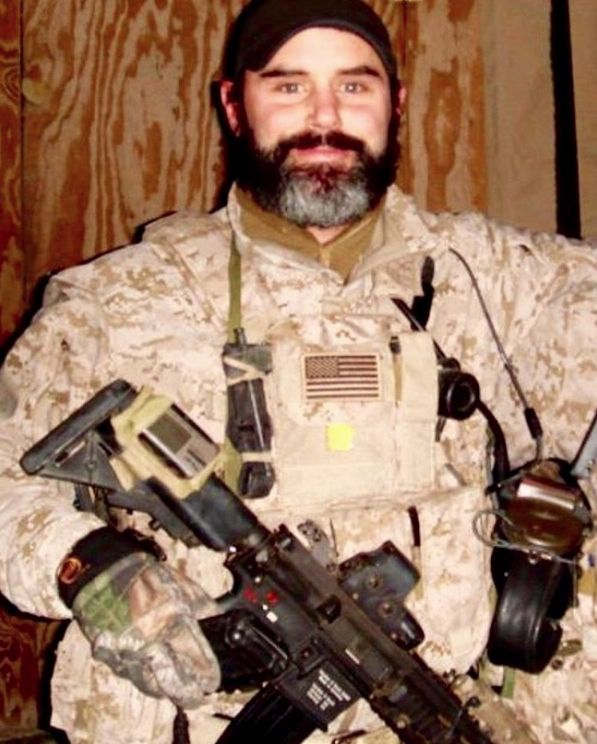Us Navy Chief Special Warfare Operator Matthew D Mason