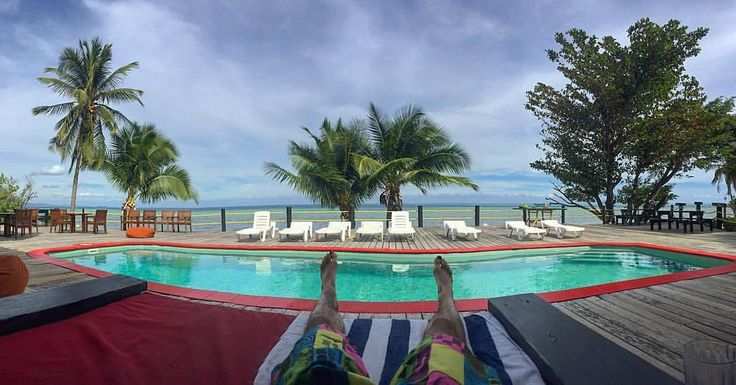 Relaxation is who you are...that's the holiday vibe! Vinaka Marcus for sharing! #funkyfishfiji #mamanucaislands #fiji #relaxation http://www.funkyfishresort.com/