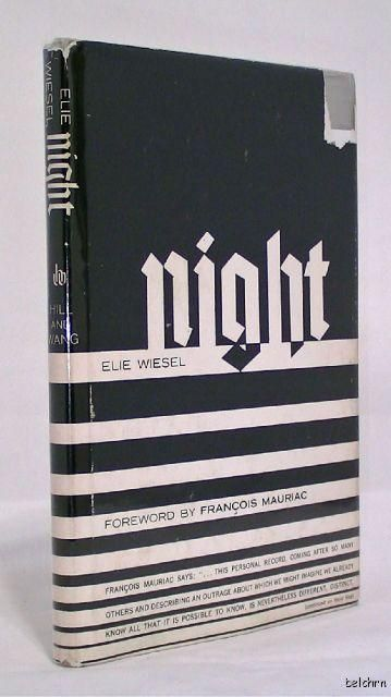Night by Elie Wiesel - Book Report/Review Example