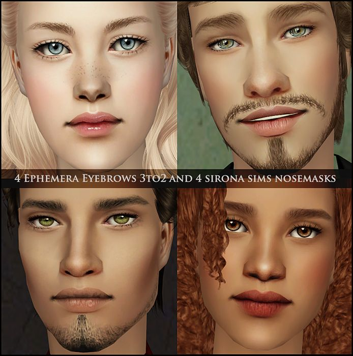 Sims 2 Best Skins