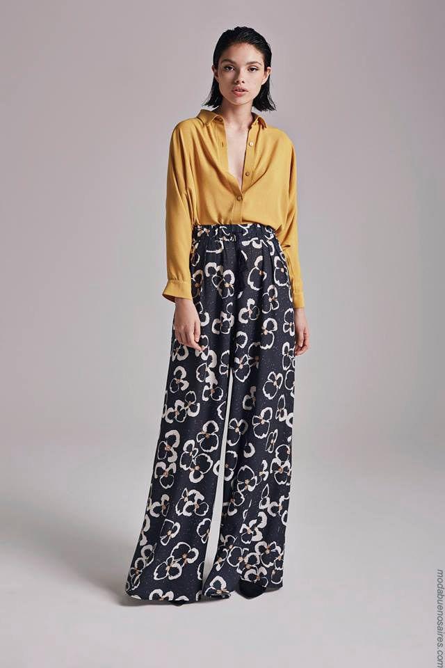 Moda Elegante Y Femenina En El Otono Invierno 2019 De Paris By Flor Monis Abrigos Vestidos Blusas Y Pantalones Otono Invierno 2019 Moda Moda Elegante Moda Otono Invierno