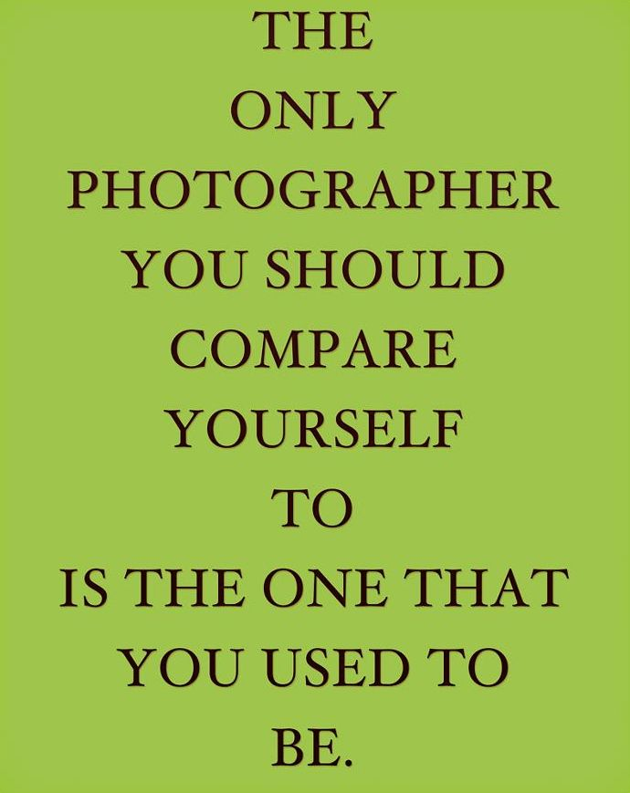 My photography personal statement , what do you think, anyone ?